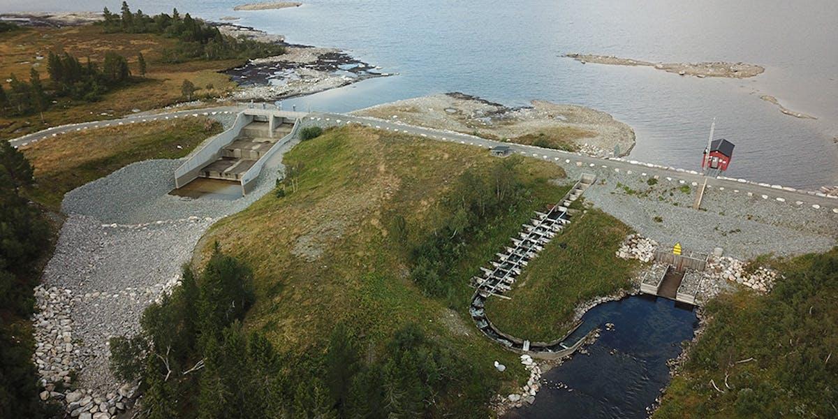NCC ska renovera Burvattnets damm i Åre kommunen. Endast transportvägen är till sjöss, cirka 12 kilometer.