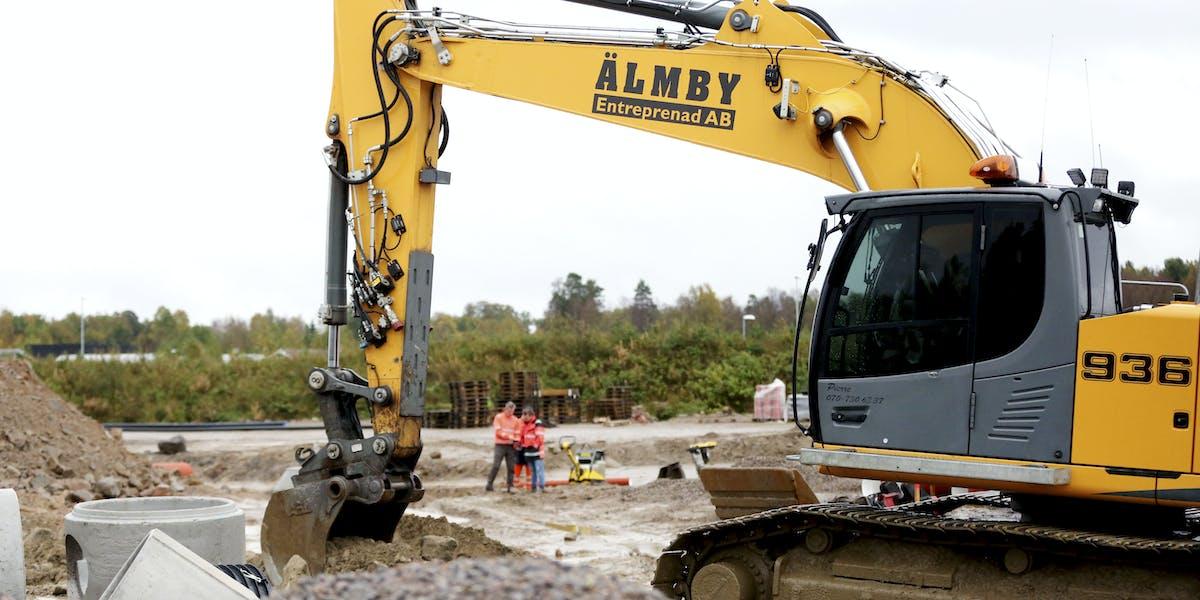 Eleda växer ytterligare genom förvärv av Älmby Entreprenad.