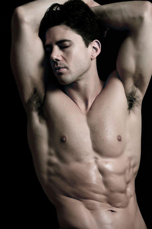 Joe Putignano of Cirque du Soleil