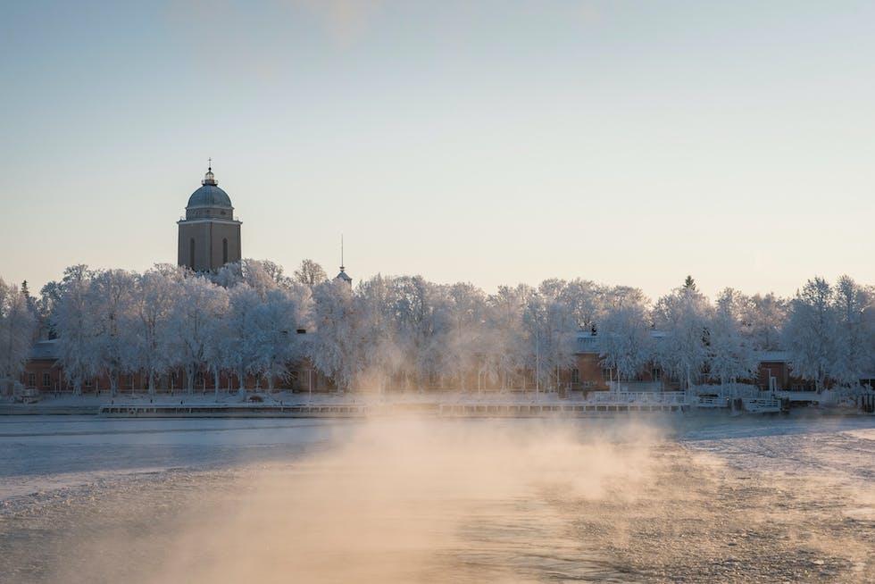 Mitä tehdä talvella Suomenlinnassa?
