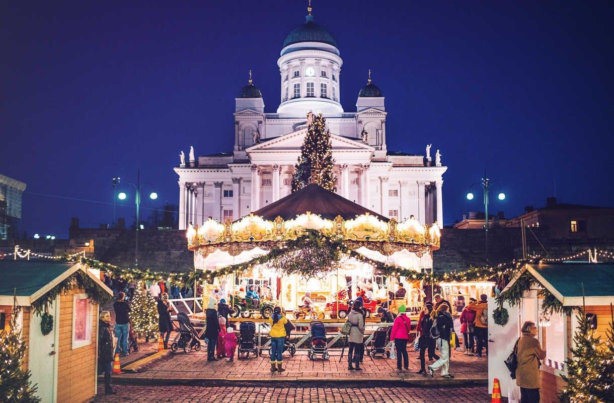 Suomen tunnelmallisimmat joulumarkkinat 2020 - katso lista!