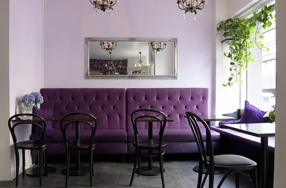 Helsinkiläinen Glutique tarjoaa kahvilaherkkuja ilman gluteenia