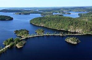 Luontoloma Puumalassa – vaellus- ja pyöräilyreitit Suomen kauneimmissa järvimaisemissa