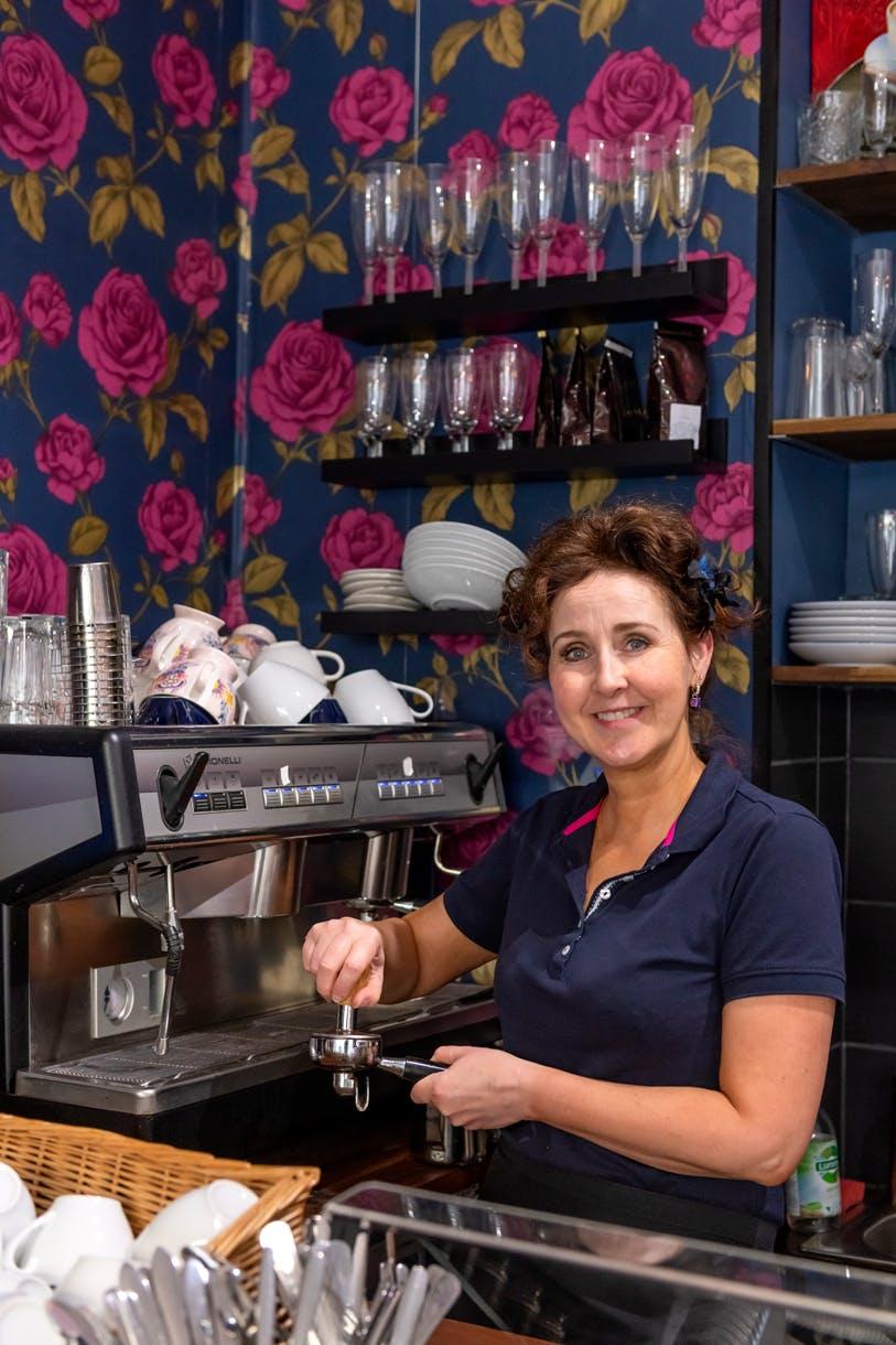 Clutique cafe - kahvila