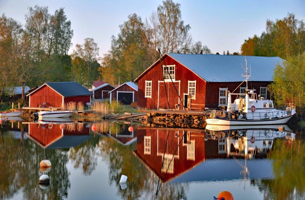 Meren viehätystä ja pikkukaupunkitunnelmaa –Pietarsaaren rannoilta löydät Perämeren hienoimmat maisemat