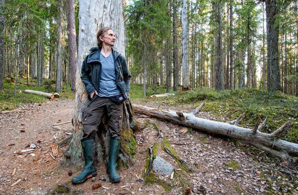 Tomi Kontion Kansallispuistojen kutsu on Vuoden matkakirja 2020