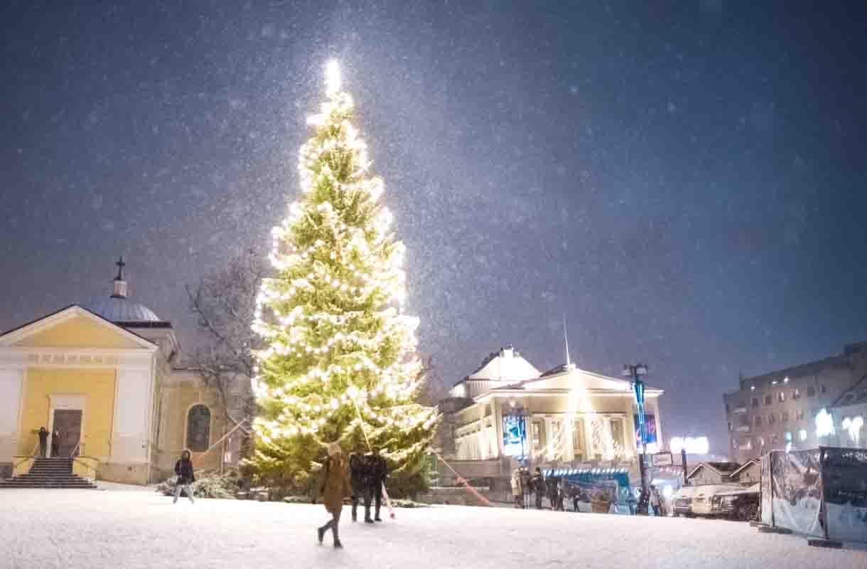 Mitä tehdä Tampereella jouluna – tässä parhaat tärpit