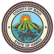 County of Maui logo