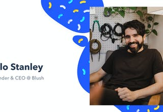 """""""Bringing your laptop to bed—that's a horrible mistake"""": Pablo Stanley on life as a remote designer"""