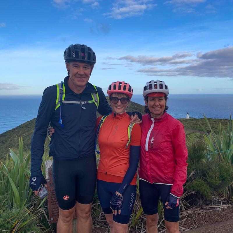 Quinnies Tour of Aotearoa Trip