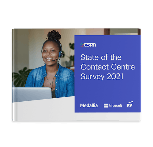 State of the Contact Centre Survey 2021