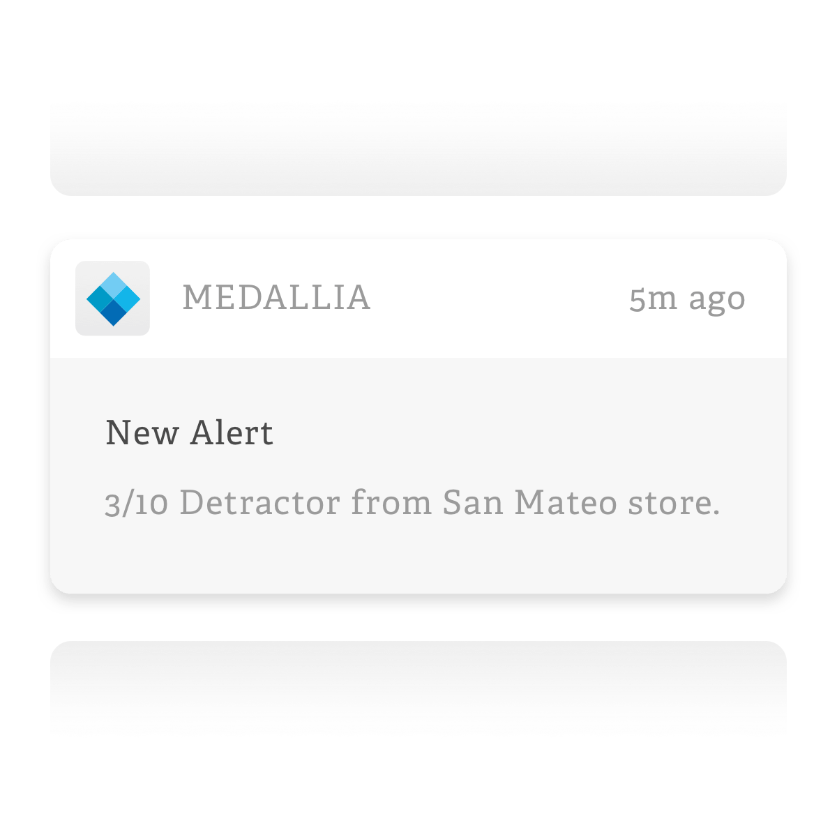 Receive Feedback Alerts