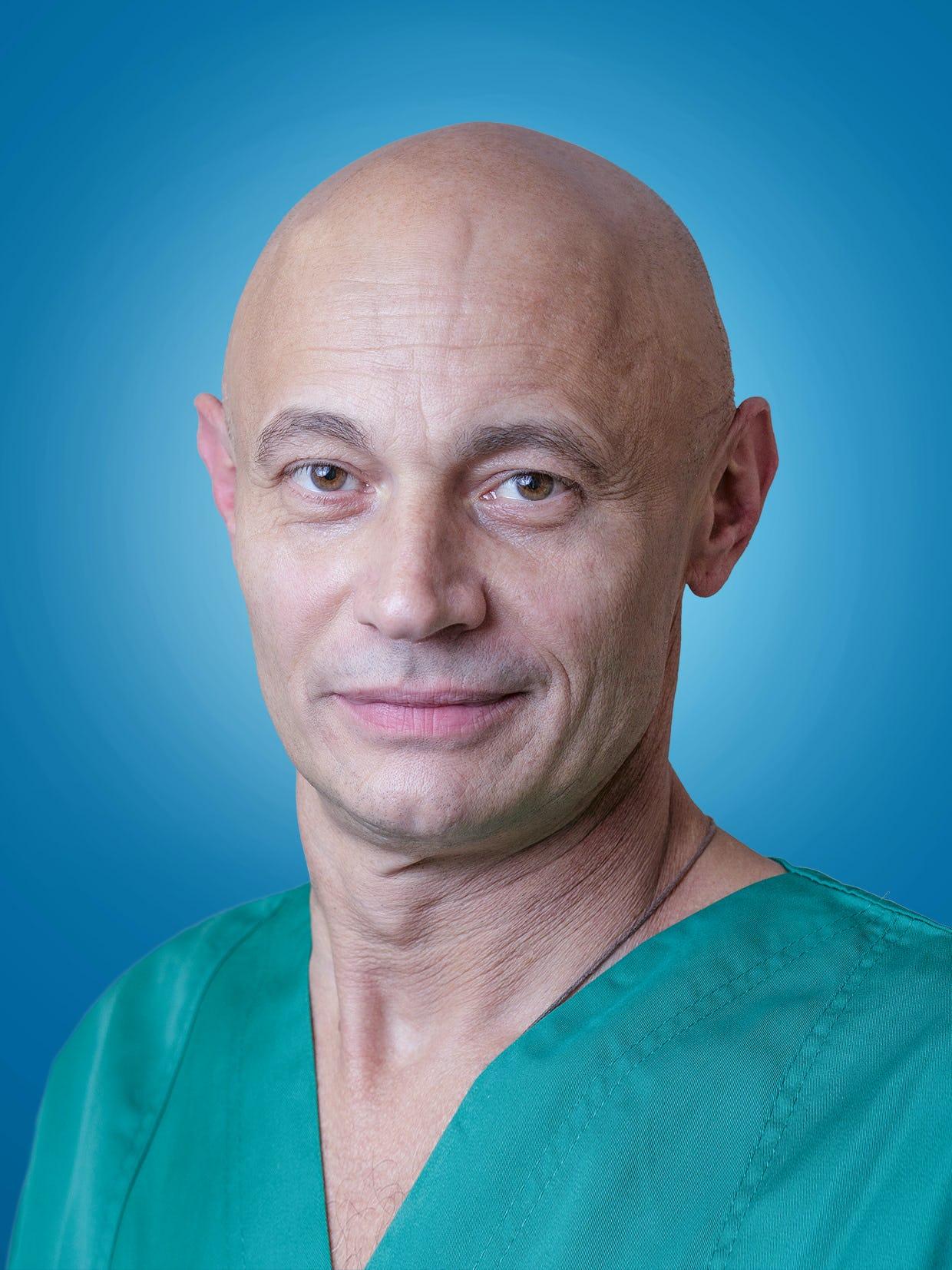 Dr. Lucian Mărginean Medic primar