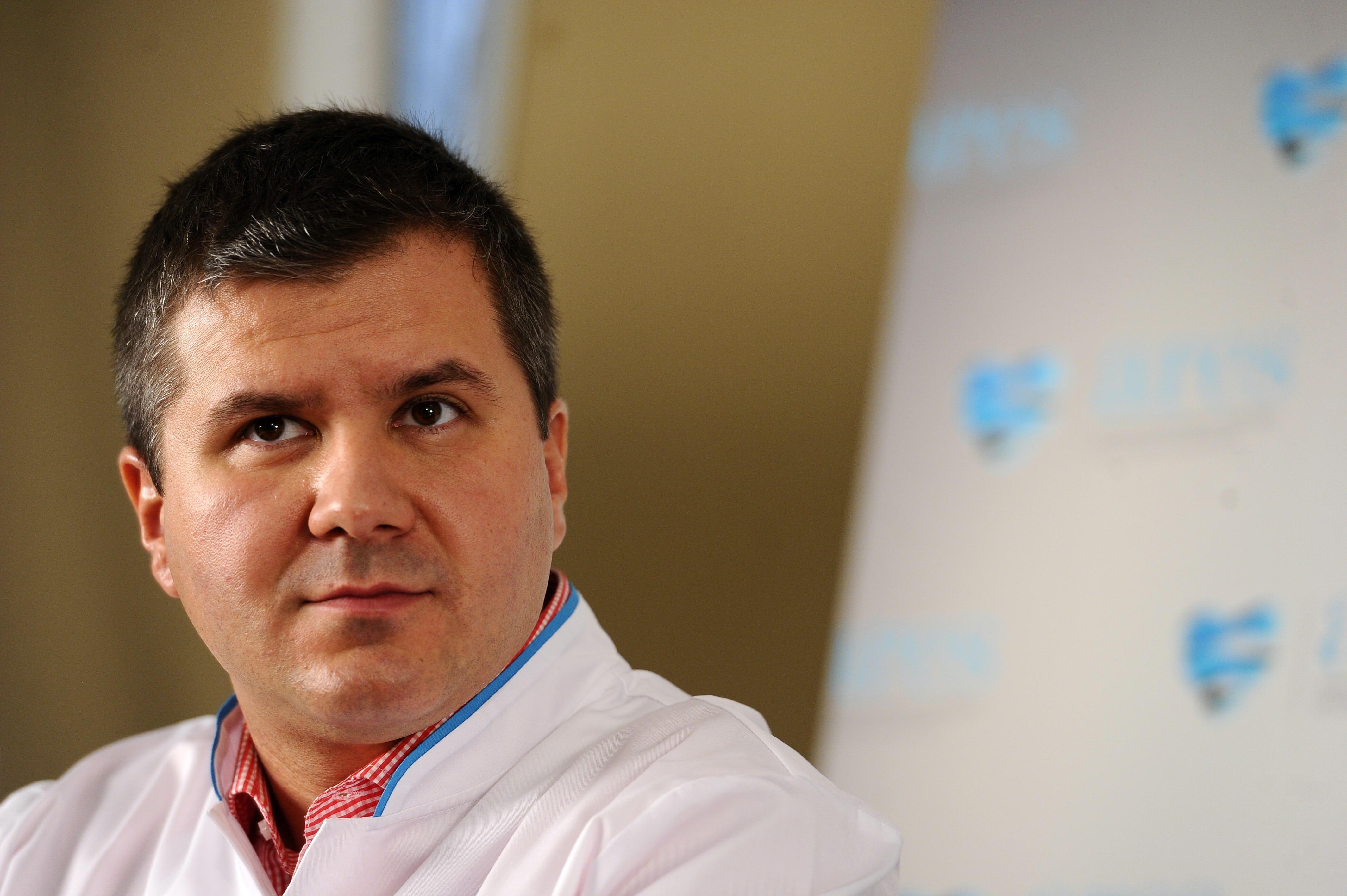 Dr. Ștefăniță Dima, un nou medic de excepție în cadrul Centrelor de Excelență Ares - București