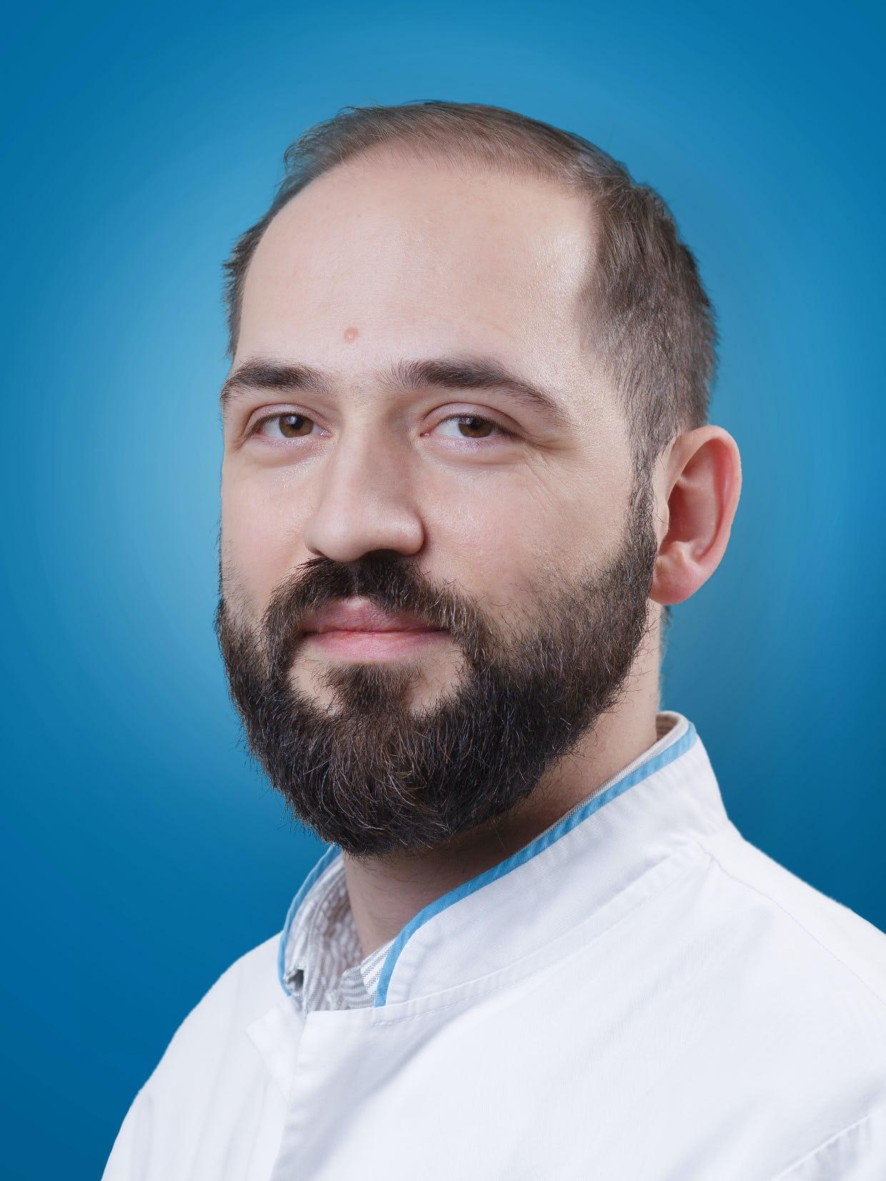Dr. Mihai Toma - Medic Primar Radiolog Centrele ARES
