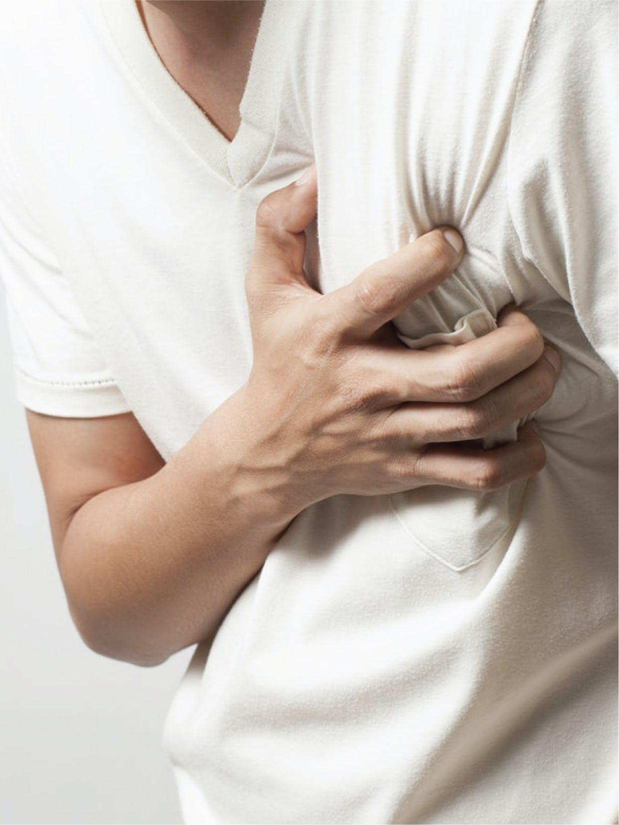 Angina pectorală – cauze, simptome și tratament