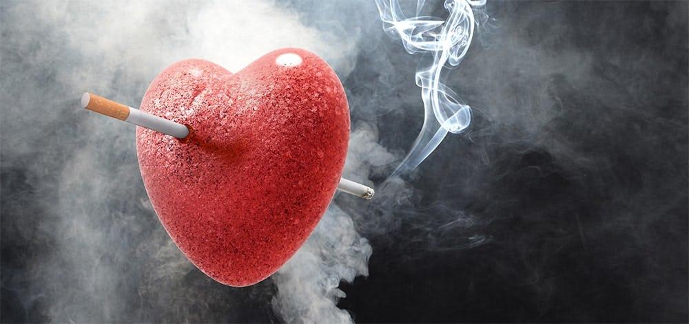ARES | Îți poate afecta inima o singură țigară pe zi? - Centrele ARES | Lider in Cardiologie