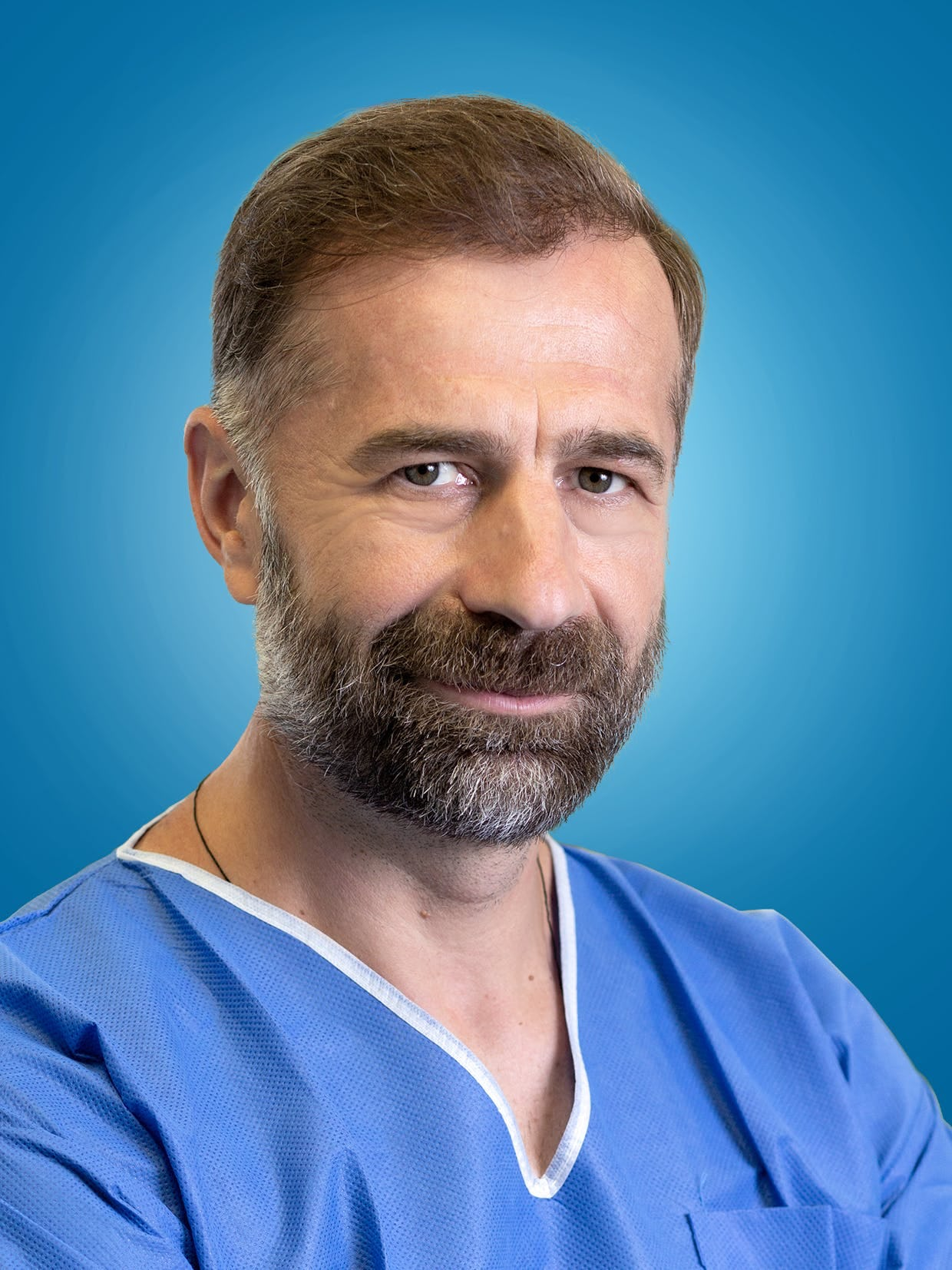 doctor Rares Nechifor, medic primar radiologie interventionala la Centrele Ares
