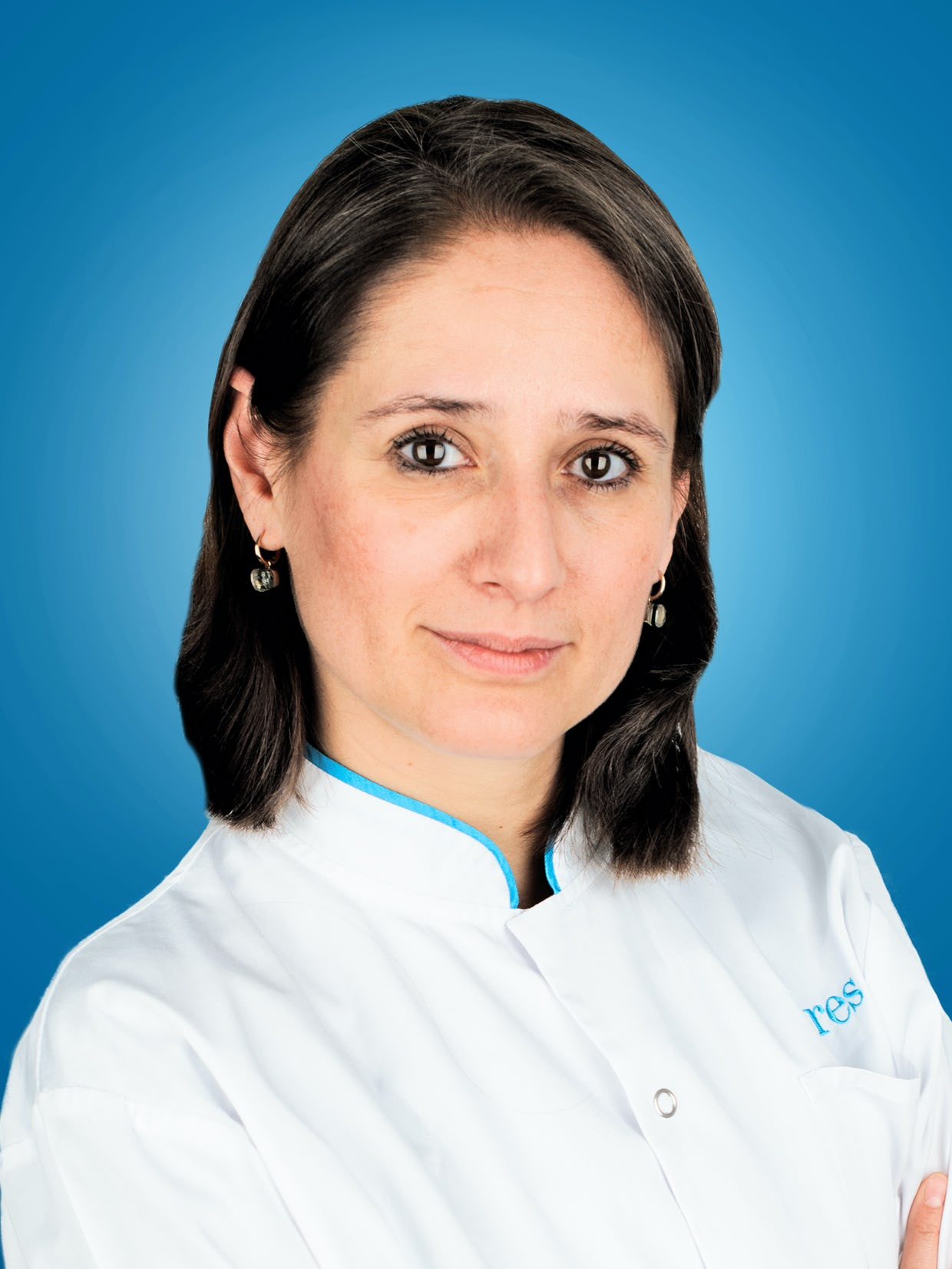 Doctor Mariuca Nicotera, medic primar cardiolog la Centrele Ares