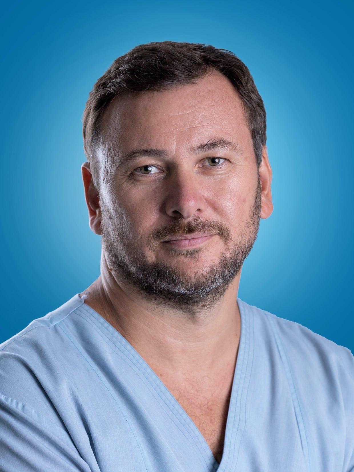 Doctor Dimitrios Lysitsas, medic primar cardiolog la Centrele Ares