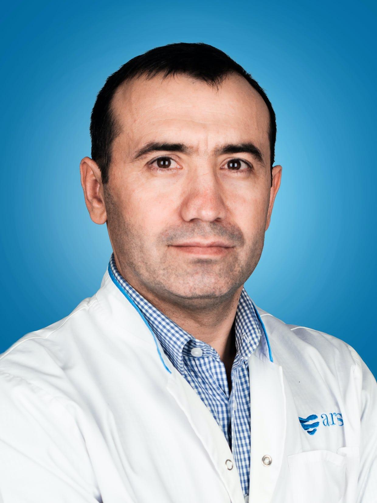 Doctor Pavel Platon, medic primar cardiolog la Centrele Ares
