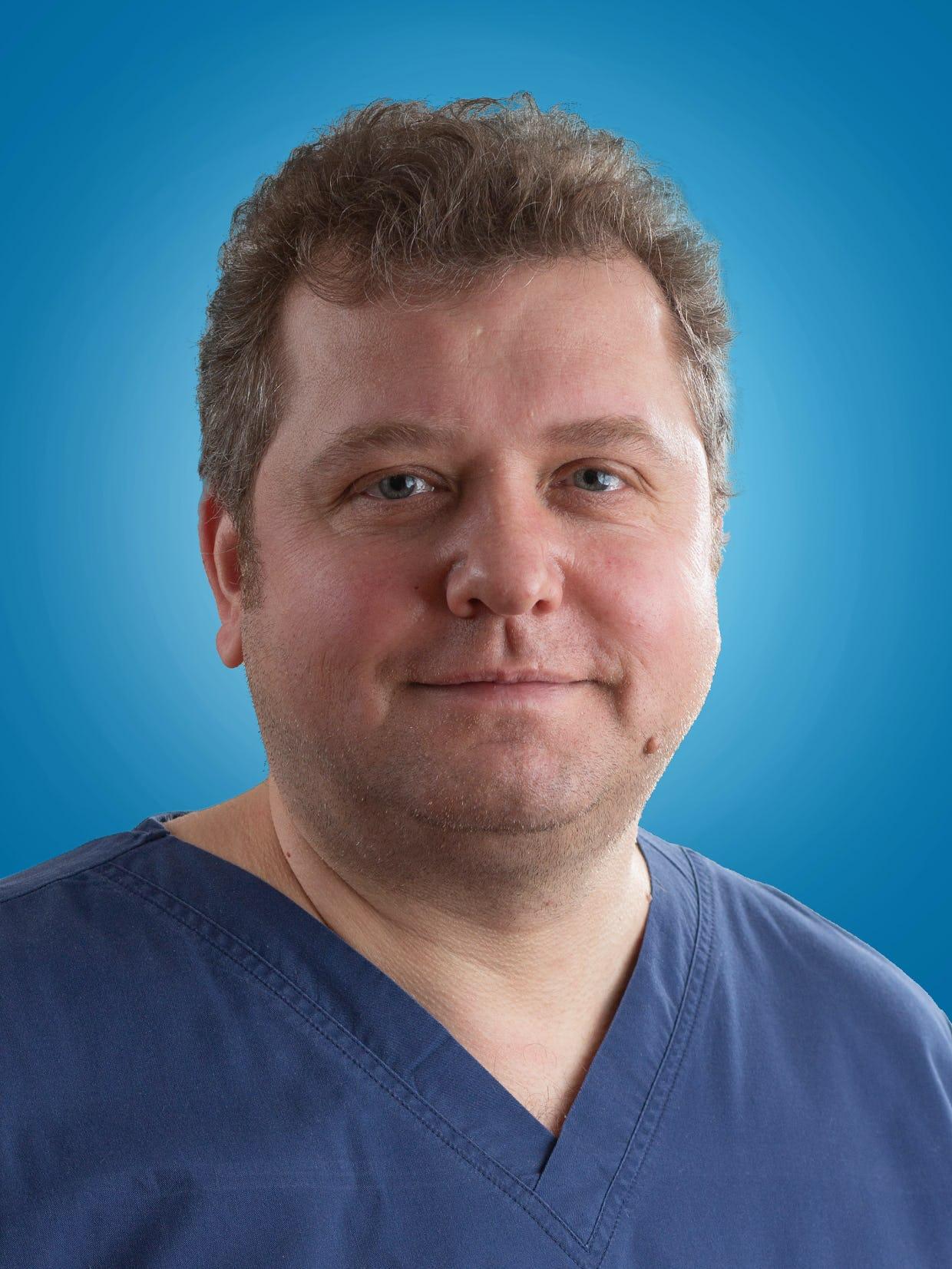 Dr. Roberto Haret - Medic primar cardiolog