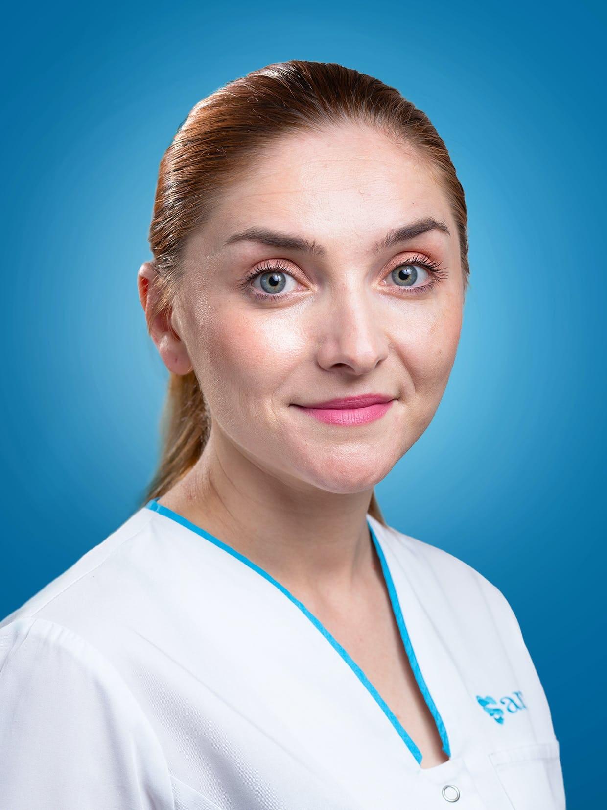 Dr. Irina Macovei - Medic Specialist cardiolog la ARES