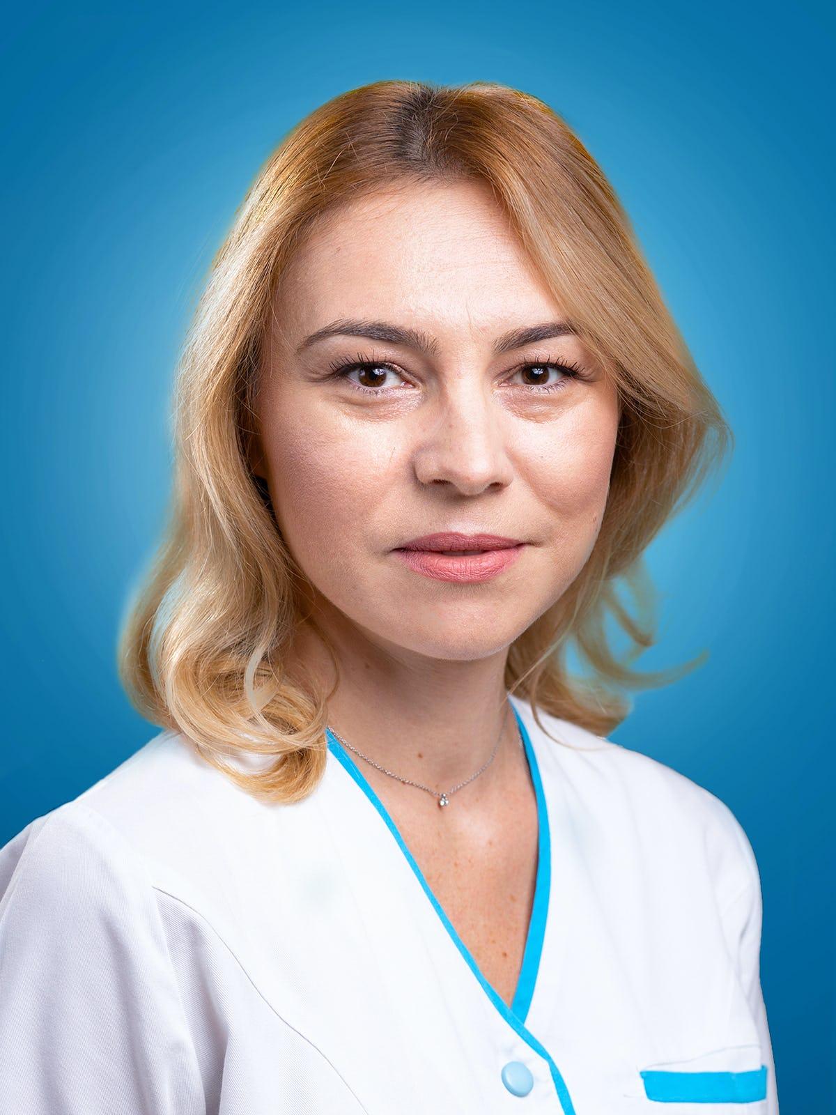 Dr. Oliviana Geavlete - Medic Specialist Cardiolog