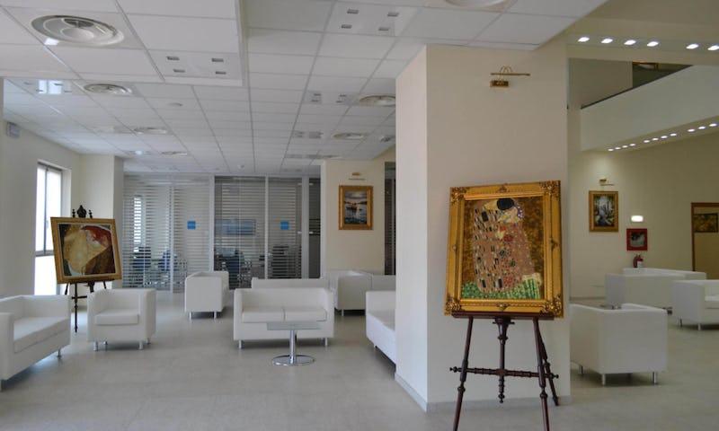 Interior Ares Bucuresti