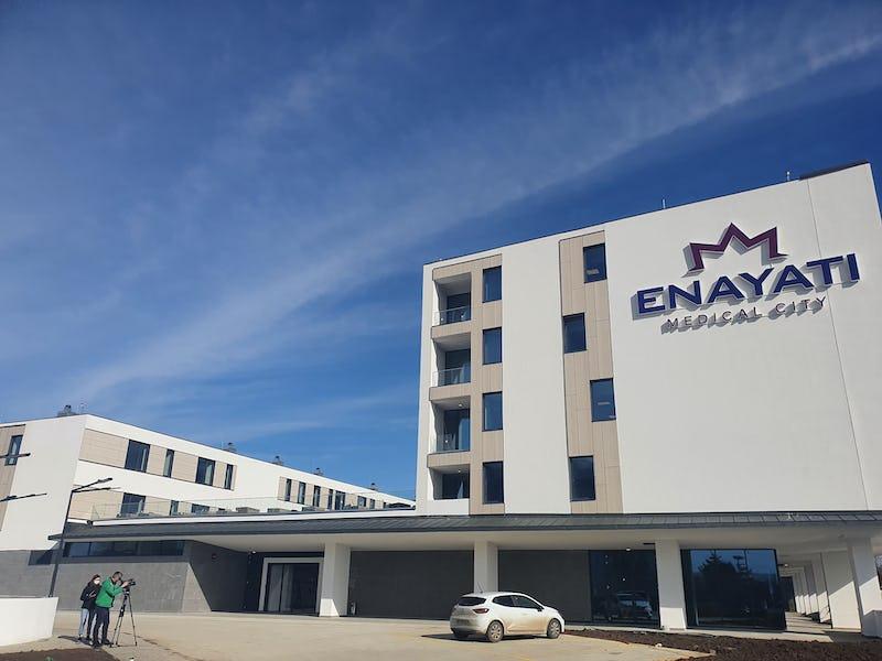 Enayati Medical City - Centrele ARES Bucuresti