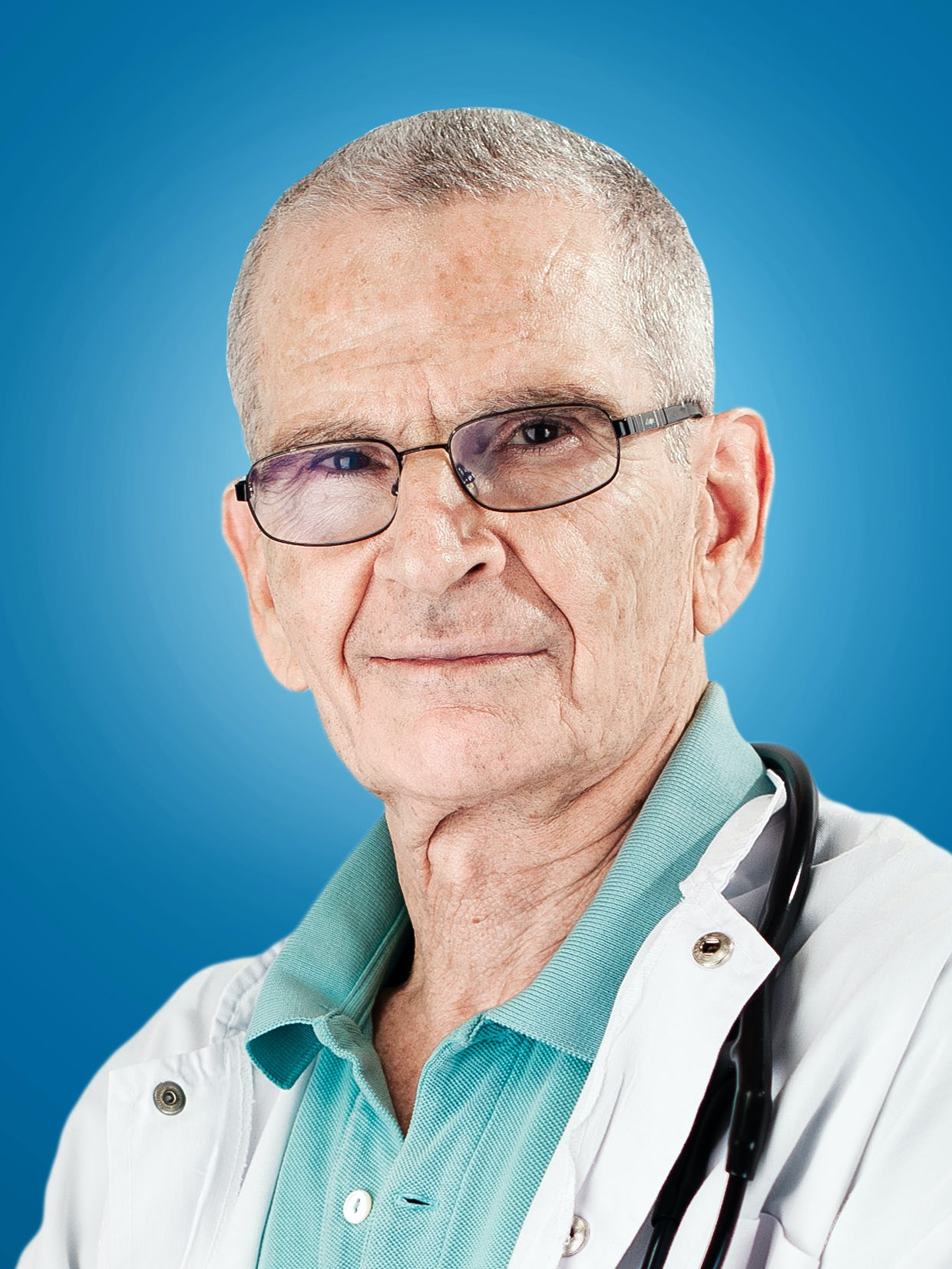 Prof. Dr. Basil Thanopoulos, medic primar cardiolog la Centrele Ares