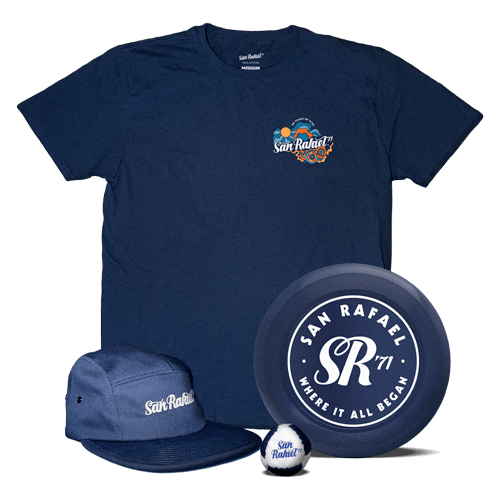 Prizes Image (T-shirt, cap and more)