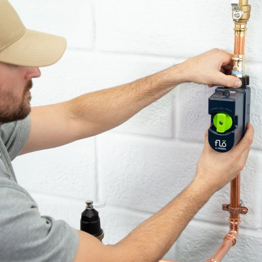 Smart Water Installation