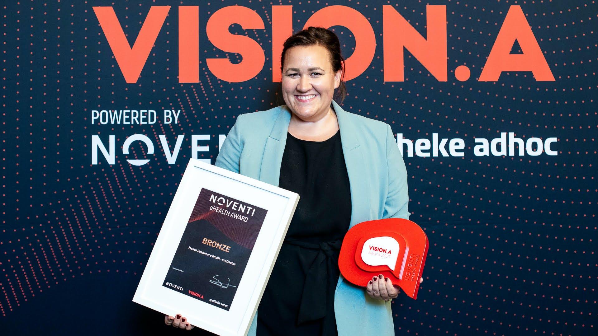Vision.A Award Arlett Chlupka