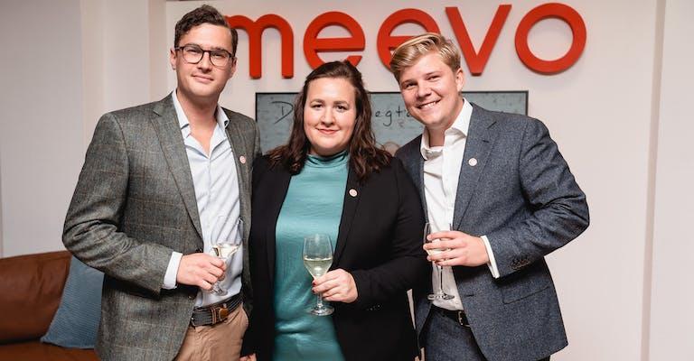 meevo Gründerteam