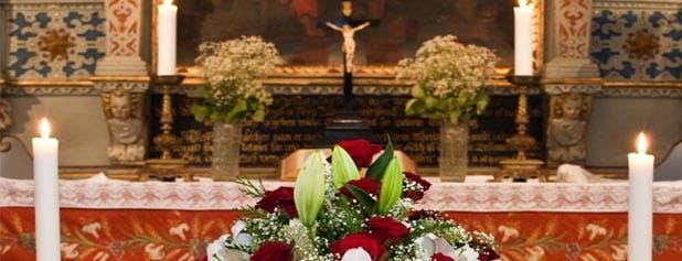 cérémonie funéraire catholique