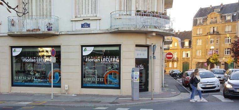 Photo de la Pompe Funèbre Pompes funèbres Sublimatorium Florian Leclerc