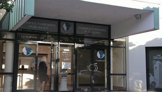Photo de la Pompe Funèbre POMPES FUNEBRES PUBLIQUES LA ROCHELLE - RE - AUNIS
