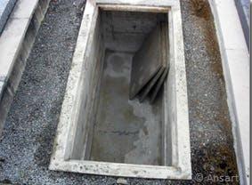 caveau funéraire tombe