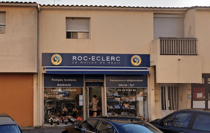 Photographie de Pompes Funèbres ROC ECLERC