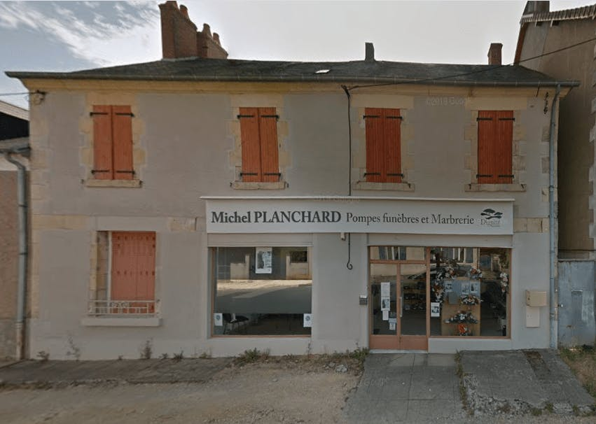 Photographie de la Pompes Funèbres et Marbrerie Planchard -Dignité Funéraire