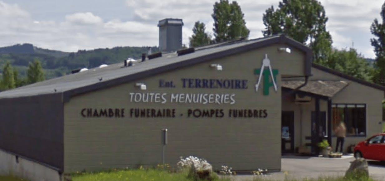 Photographie de la Pompes Funèbres et Marbrerie Colombat -Dignité Funéraire
