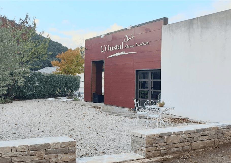 Photographie de la Maison Funéraire L'OUSTAL