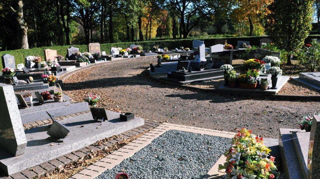 cimetière de tours