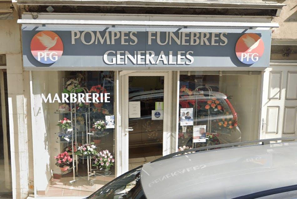 Photographie Pompes Funèbres Générales de La Charité-sur-Loire