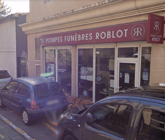 Photographie Pompes Funèbres ROBLOT d'Aix-en-Provence