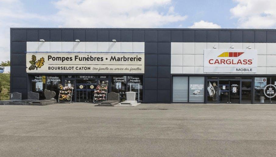Photographie Pompes Funèbres Caton de Cosne-Cours-sur-Loire