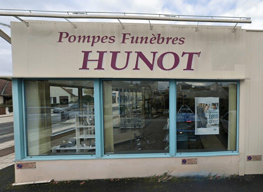 Photographie de la Pompes Funèbres et Marbrerie Hunot - Dignité Funéraire