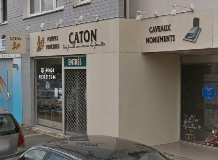 Photographie Pompes Funèbres Caton de Saint-Jean-de-Braye