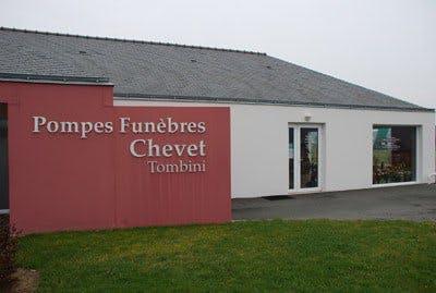 Photo de la Pompe Funèbre Pompes Funèbres Chevet Tombini